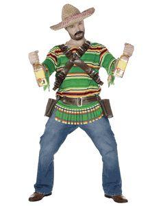 Disfraz de tiradora de tequila para mujer  e07818c7ea6