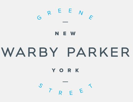 Love The Warby Parker Brand And Fonts Warby Parker Branding Typography