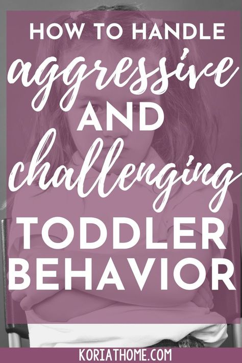 How to Stop Your Toddler's Bad Behavior Issues