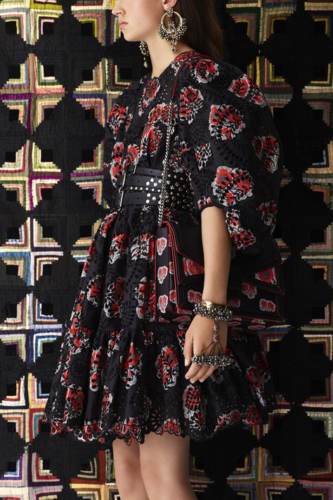You Have to See the Full Alexander McQueen Resort Collection