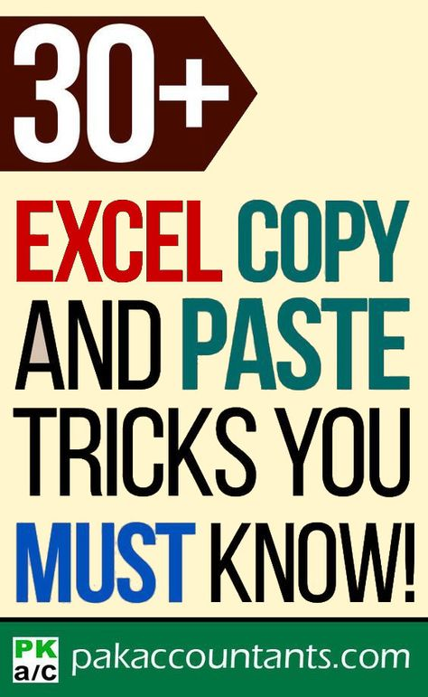 30 Copy Paste Tricks You Must Know Mouse Keyboard Autofill Paste Special and More! Technology Hacks, Computer Technology, Computer Programming, Business Technology, Computer Lessons, Computer Help, Computer Tips, Excel Cheat Sheet, Cheat Sheets