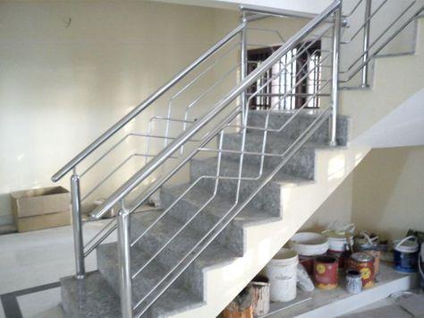 Stainless Steel Handrail Stainless Steel Stair Railing Stainless Steel Staircase Railing Design