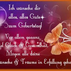 Ich Wunsche Dir Alles Alles Gute Zum Geburtstag Alles Dir