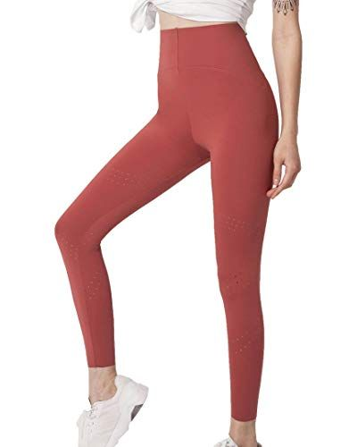 AS ROSE RICH Leggings for Women-Yoga Pants-High Waisted Tummy Control Butt Lift