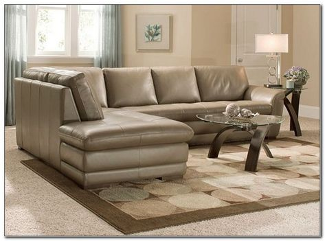 Garrison 2 Pc Leather Sectional Sofa Home Decoration In 2018