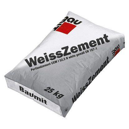 Baumit Weiss Zement 25 Kg Kaufen Bei Obi Zement Mauerabdeckung Beton Zementfarbe