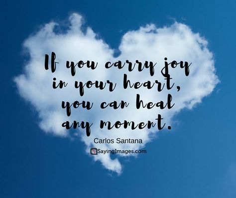 25 Inspirational Heart Quotes