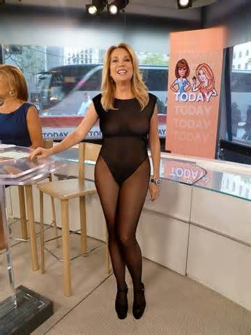 Confirm. kathy lee gifford see thru really. was