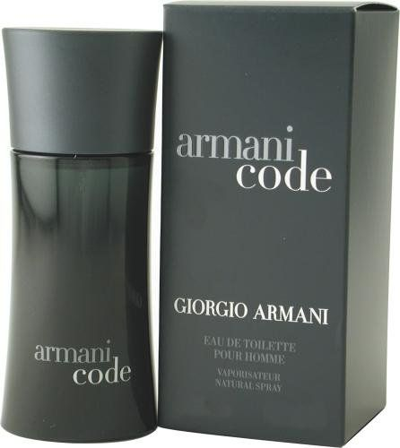 Armani Code By Giorgio Armani For Men. Eau De Toilette Spray  b1486dd56cabb