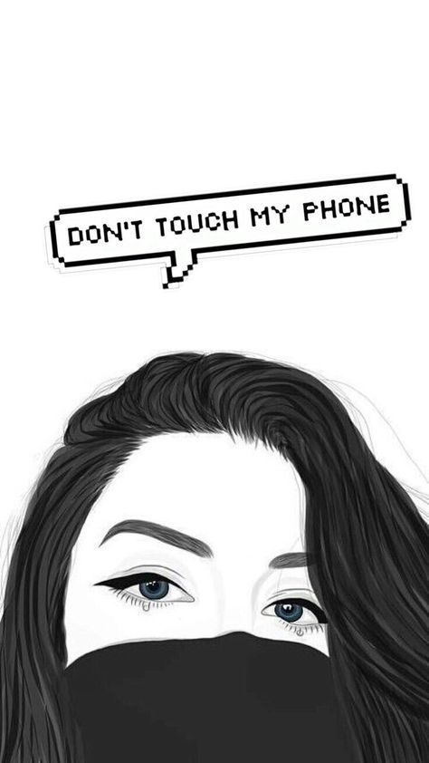 Pin On Dont Touch My Phone Wallpapers