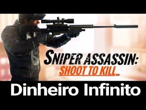Como Ter Dinheiro Infinito No Jogo Sniper 3d Sem Root Youtube