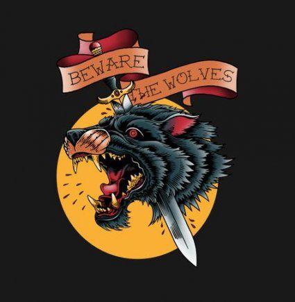 Best Tattoo Leg Old School Wolves Ideas Wolf Tattoo Traditional Old School Tattoo Designs Traditional Tattoo Man