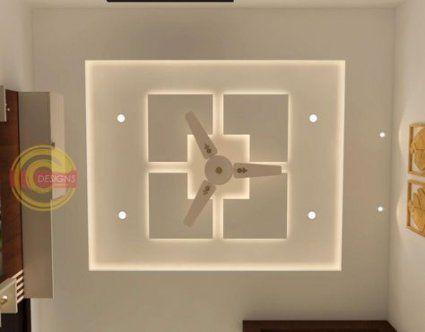 Modern Style Simple Modern Kitchen Ceiling Design Wowhomy