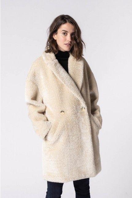 manteau femme hiver pablo