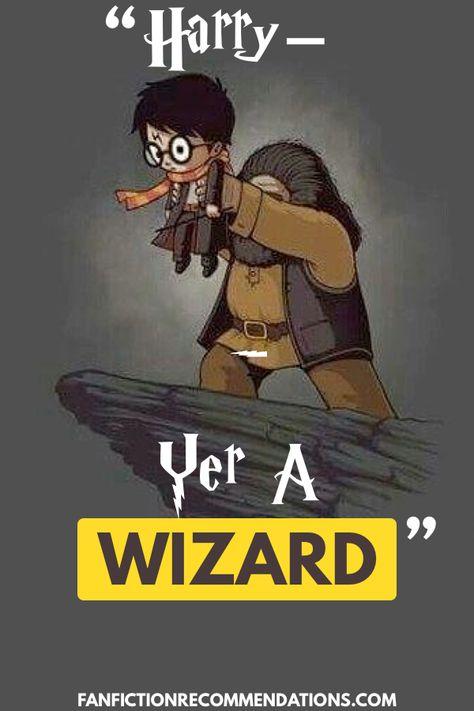 Harry Potter Fanfiction Recommendations