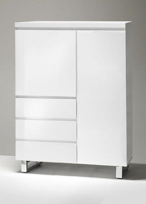 Kommode Ursula I - Weiß #weiß #Möbel #Kommode Weiße Möbel - schlafzimmer kommode weiß