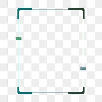 Dark Green Technological Sense Simple Geometry Rounded Rectangle Border Green Gradient Modern Technology Technological Border Png Transparent Clipart Image A Powerpoint Background Design Creative Background Geometry