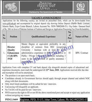Pin On Jobs In Pakistan 2020