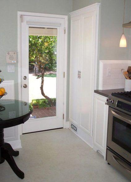 Single Patio Door