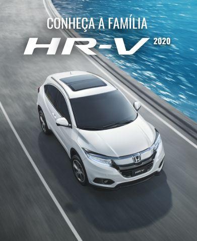 Hr V 2020 Honda Automoveis Honda Hr V Touring Carros