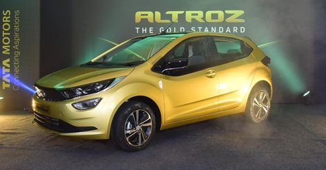 Tatamotorsgroup Launched The Goldstandard Tataaltrozofficial In India At 5 29 Lakh Wonderful Pricing For A Great Car Tataal In 2020 Hatchback Car Suzuki