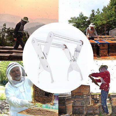 New Steel Hive Frame Holder Lifter Capture Grip Beekeeping Beekeeper New