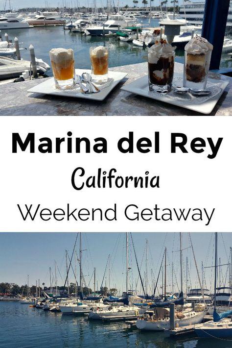 Marina Del Rey Weekend Getaway Vacation