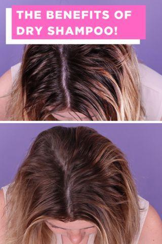 Less Rush Less Stress Less Waste Dry Shampoo Healthy Hair Tips Hair Hacks