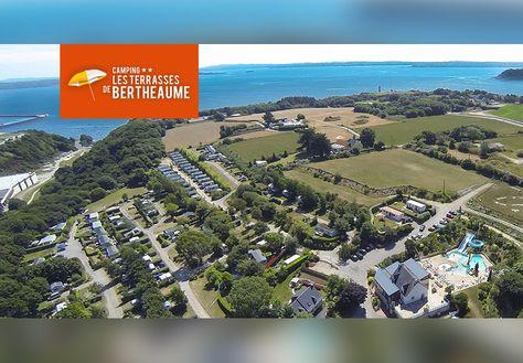 Camping Les Terrasses De Bertheaume Finistère Camping29