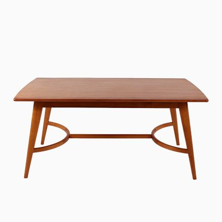 Holz Tisch Mit Kompassbeinen 1960er Jetzt Bestellen Unter Https Moebel Ladendirekt De Kueche Und Esszimmer Tische Esstische Esstisch Tisch Kuche Esszimmer