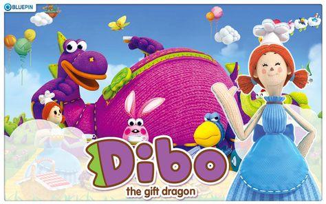 Dibo the Gift Dragon- screenshot | Popular Apps APK | Pinterest