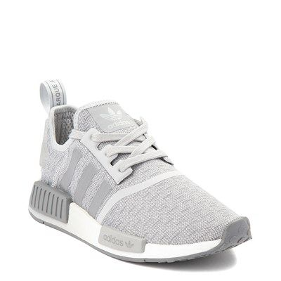 Girls Tennis Shoes, White Tennis Shoes, Tennis Shoes Outfit, Adidas Nmd R1, Angela Simmons, Outfit Jeans, Adidas Shoes Women, Gray Adidas Shoes, Womens Sneakers Adidas