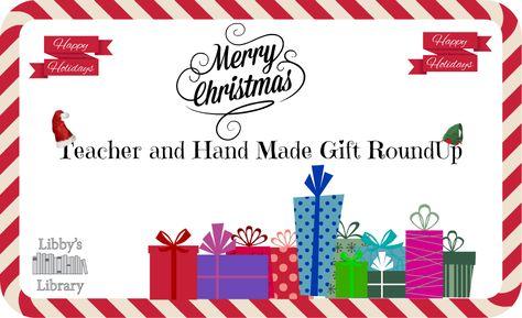 A Roundup of Teacher Gifts