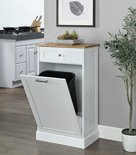 Top 5 Best Tilt Out Trash Bin Storage Cabinet Trash Storage