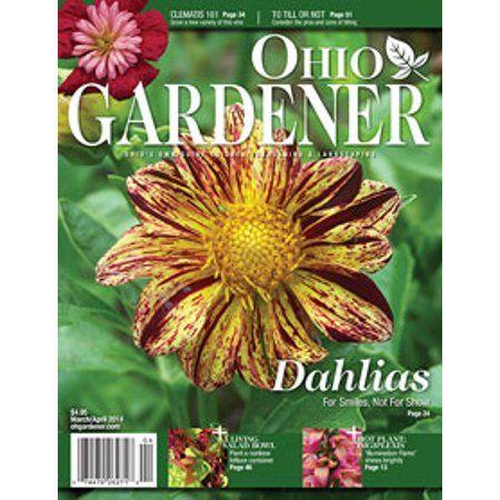 Disticor Magazine Magazine Ohio Gardener Florida Gardening Gardening Magazines Garden