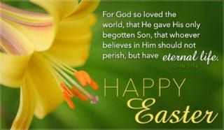 Send This Free Happy Easter Ecard To A Friend Or Family Member Send Free Easter Ecards To Easter Prayers Happy Easter Quotes Happy Easter Quotes Jesus Christ