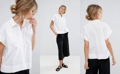 Koszula Oversize W Moda I Odziez Damska Strona 4 Allegro Pl Oversized Shirt Clothes For Women Shirts