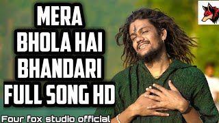 Mera Bhola Hai Bhandari Kare Nandi Ki Sawari New Lyrics Video Mp3 New Lyrics Bhakti Song Mera
