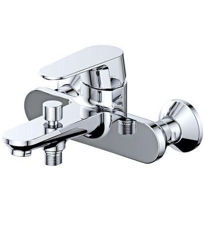 cuisine salle de bain Create idea Mitigeur de baignoire thermostatique robinet robinet de douche poign/ée de contr/ôle de temp/érature constante bouton argent pour salle de bain