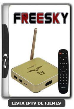 Freesky Ott Stream Nova Atualizacao Usb V2 0 3 42 Melhorias No