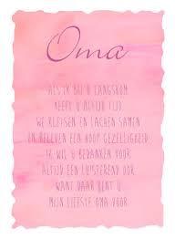 Afbeeldingsresultaat Voor Gedicht Oma En Opa Gedichten En