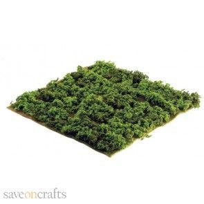 Moss Natural Artificial Silk Plants Greenery Garland Moss Grass