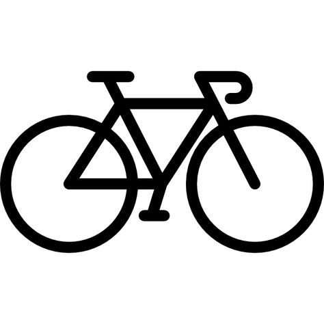 Bicycle free vector icon designed by Freepik