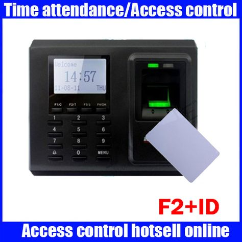 ZK F2 access control linux system 3000 users fingerprint and