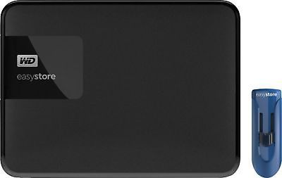 Hard Drives Hdd Ssd And Nas 182085 Wd Easystore 4tb External Usb 3 0 Portable Hard Drive Wit Portable Hard Drives Laptop Repair Portable External Hard Drive