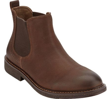 e5c5de07ad3 Dockers Stanwell Plain Toe Chelsea Boot | Fall & Winter Fashion ...