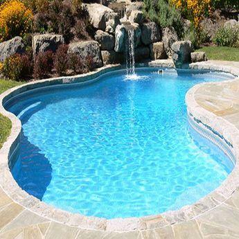 20 X 40 Mt Loch Inground Swimming Pool Kit En 2020 Piscinas Pequeñas Piscinas Piscinas De Sueños