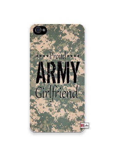 Proud Army Girlfriend United States USA Camo iPhone 5 Quality Hard Snap On Case for iPhone 5/5s - AT&T Sprint Verizon - White Case, http://www.amazon.com/dp/B00F4LKKXC/ref=cm_sw_r_pi_awdm_T2Imtb19M2NEZ