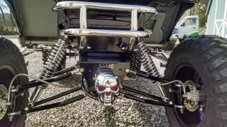 Long Travel 10 Inch Lift Kit With Chrome Coil Over Shocks Wildest