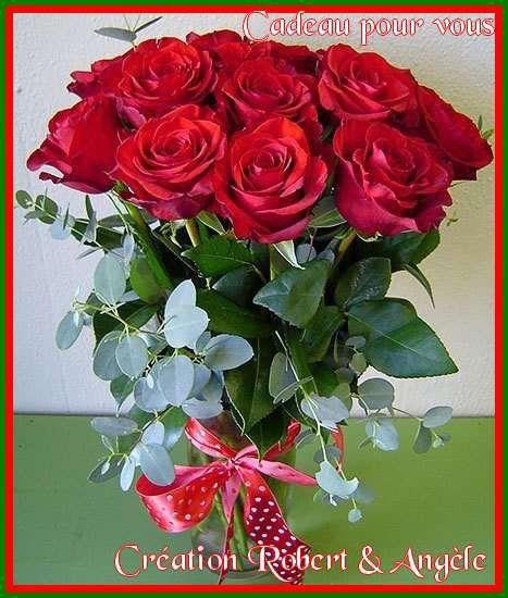 bouquet fleurs facebook